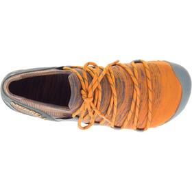 Merrell Vapor Glove 4 3D Sko Damer, orange/monument